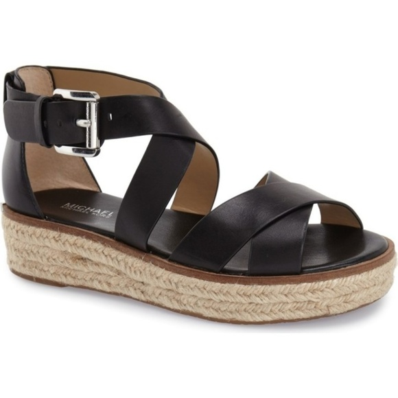 f3ffcd1ff2a MICHAEL Michael Kors Darby Strappy Espadrille 6.5.  M 5a9dcac62c705dacfd1bedc5